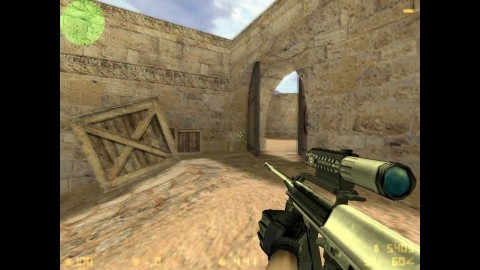 Counter-Strike 1.6 TPB (The Pirate Bay) version.