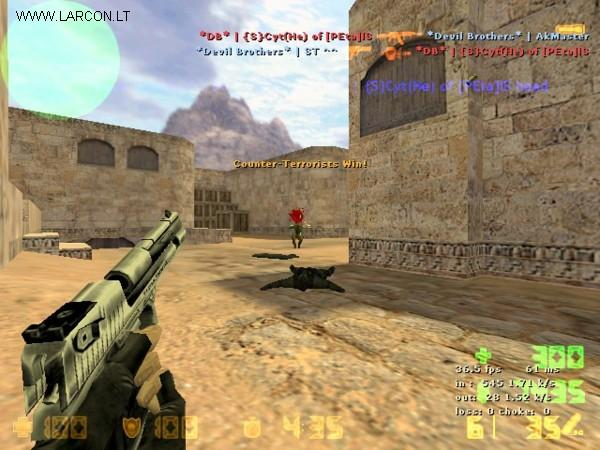 CS 1.6 V48 second screen-shot image.