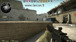 Counter Strike screen-shots - latest version of CS, Counter Strike: GO screen-shot.